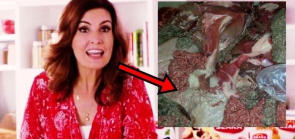 Fátima Bernardes é 'massacrada' após caso da carne estragada e documento é exposto