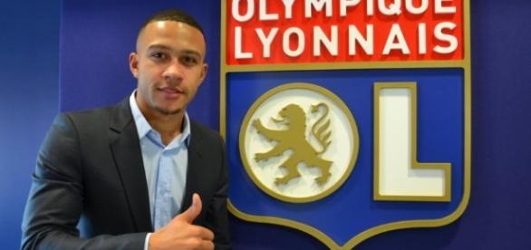 Foot OL - OL : Memphis Depay : « Lyon, un grand club européen ... - foot01.com