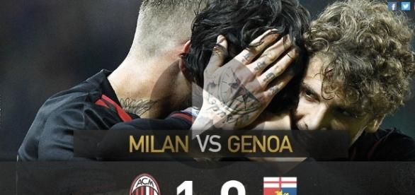 HIGHLIGHTS Milan-Genoa 1-0: Mati fernandez video gol