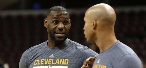 Jefferson Thinks LeBron Is The MVP - San Francisco Casino - sfchronicle