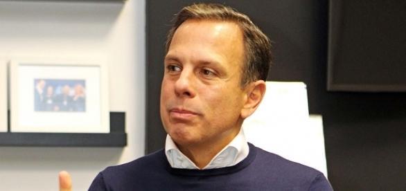 João Doria se irrita e responde para Ciro Gomes