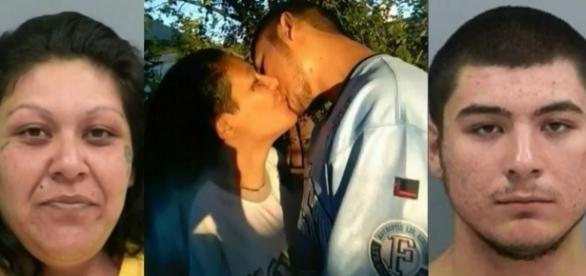Mãe e filho se declararam culpados por incesto (Crédito: YouTube/PAPARAZZINEWS)