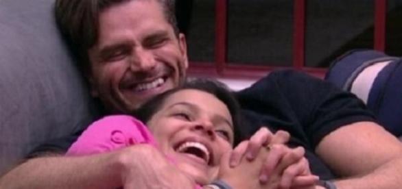 Marcos afirma que Emilly vencerá o BBB 17 e público desconfia de manipulação (Foto: TV Globo)