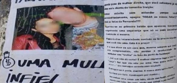 Marido traído se vinga - Imagem/Google