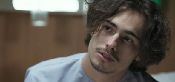 Nicolau na novela 'Rock Story' (Divulgação/Globo)