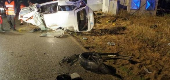 Calabria, giovane rimasto ferito in un incidente stradale. (foto di repertorio)