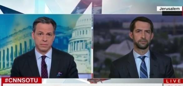 CNN interview on Medicaid, via YouTube