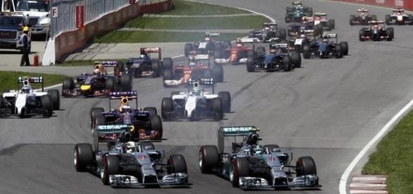Formule 1 : des changements prévus pour 2017 - TVA Sports - tvasports.ca