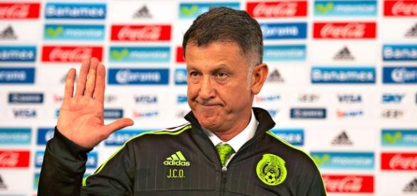 Juan Carlos Osorio, dio la nómina de jugadores para los próximos partidos