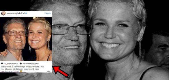 Morre pai de Xuxa - Imagem/Google