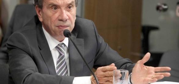 Aloysio Nunes, novo ministro de Relações Exteriores
