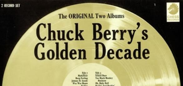Chuck Berry's Golden Decade (Credit: Chess Records/UME)