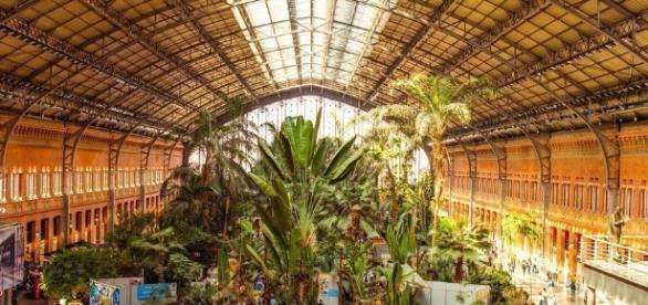 Estación de Atocha - La principal estación de tren de Madrid - disfrutamadrid.com