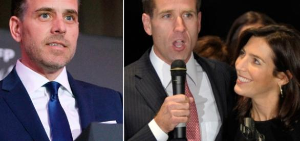 Hunter Biden affair with Beau's widow Newsroom Archives - TOTPI - totpi.com