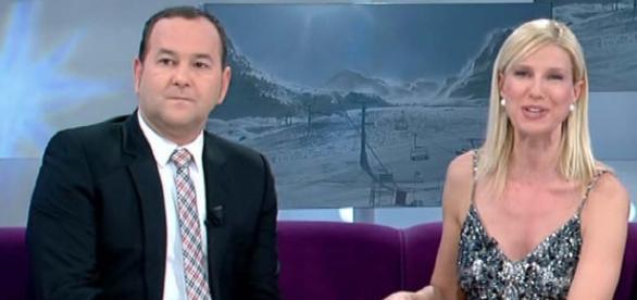 Juan Sopena, entrevistado en La 1.