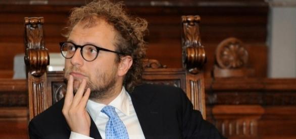 M5S, mozione di sfiducia contro Luca Lotti