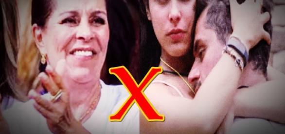 Mãe de Marcos humilha Emilly - Google