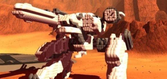 Metal Gear Rex [Standby Phase] - Robocraft Garage - robocraftgarage.com