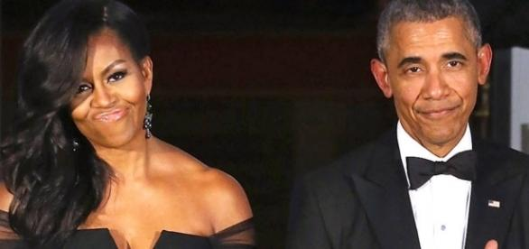 Michelle Obama Hosts Star-Studded Birthday Party for President ... - eonline.com