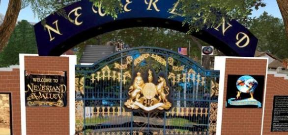 Neverland - rancho de Michael Jackson