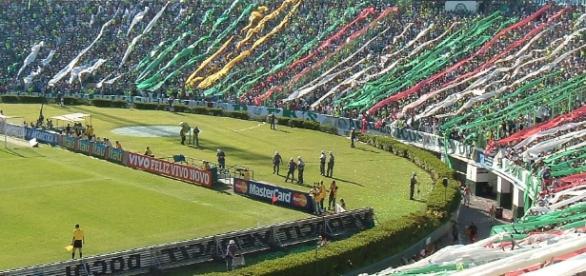 Torcida Mancha Verde anuncia encerramento das suas atividades