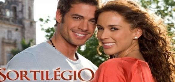 William e Jacqueline protagonizaram a novela 'Sortilégio'