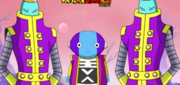 Zeno-sama rey del todo juntos con sus protectores