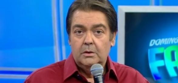 Apresentador da Rede Globo, Fausto Silva
