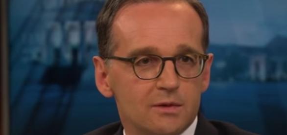 Bundesjustizminister Heiko Maas (SPD) - Fotoquelle: Youtube