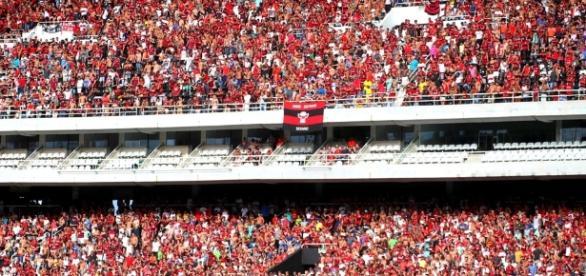 Flamengo é o único a invicto no Carioca (Foto: Fla Hoje)