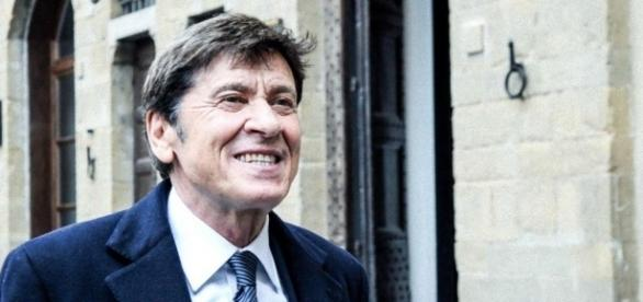 Gianni Morandi scrive un messaggio commovente.