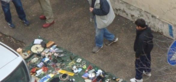 I mercatini rom abusivi di Ostia che i residenti e CasaPound vogliono impedire lunedì prossimo