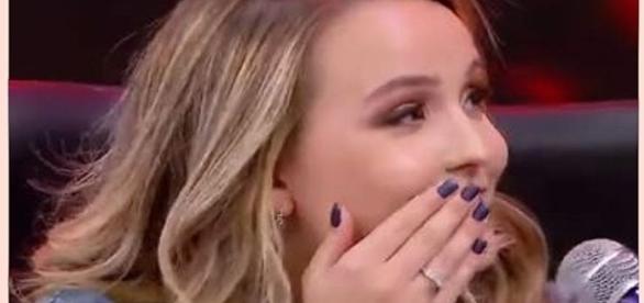 Larissa Manoela passou vergonha com internautas
