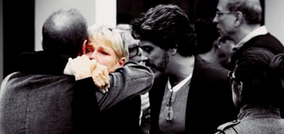 Xuxa e a morte do pai emocionam público - Google