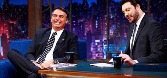 Bolsonaro falou sobre segurança pública