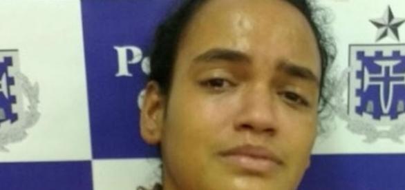 Cristiane Costa Conceição foi presa depois de dormir por cima da filha e matar por asfixia