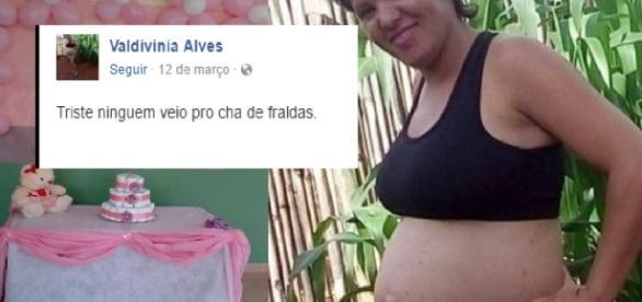 Grávida manda 60 convites para chá de bebê, ninguém aparece e reviravolta impressiona
