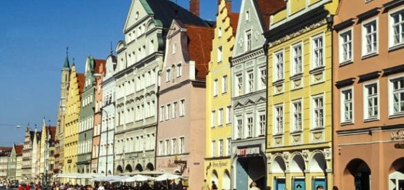 Landshut - Das Gotische Kleinod an der Isar - Dia-Niederbayern - dia-niederbayern.de