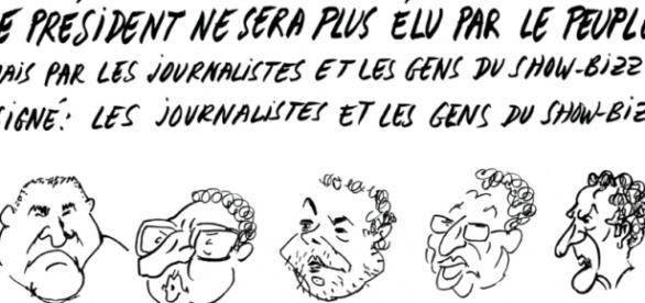 Les journalistes responsables de tous les maux pour les journalistes DR