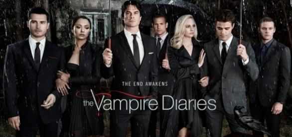 The Vampire Diaries': Reviravoltas e retornos na temporada final A ... - agambiarra.com