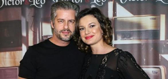 Victor Chaves nega acusação de agressão a esposa. Foto: Isabella Pinheiro/Globo