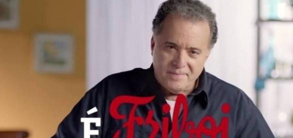 A ator Tony ramos encerrará contrato, caso fique provada irregularidades da marca Friboi