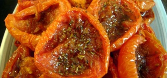 Ajustando as velas: Tomate seco caseiro - blogspot.com