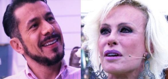 Ana Maria Braga e Rômulo - Google