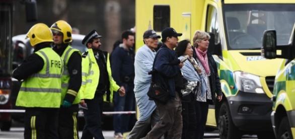 Atentado en Londres deja al menos cuatro fallecidos Foto: Cortesía cnnespanol.cnn.com
