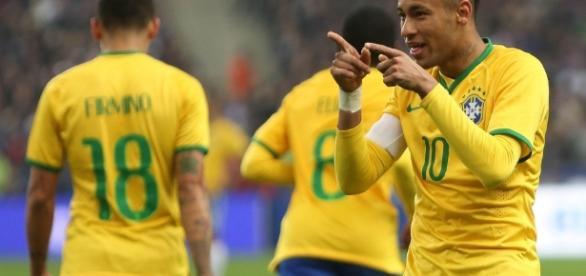 Brasil enfrenta o Uruguai na Arena PE e no dia 25 de março - Blog ... - com.br