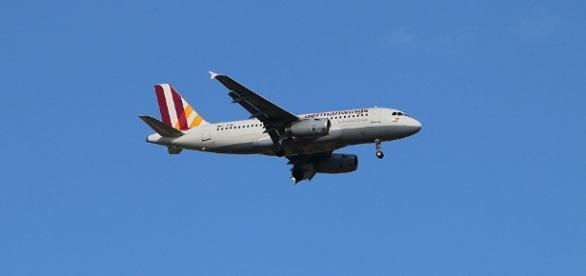 """Ein Airbus der Lufthansa Group Airline """"Germanwings"""". (Source URG Suisse Pixabay)"""
