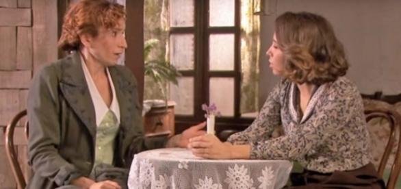 Il Segreto, trame: Fè e Emilia alleate contro Francisca