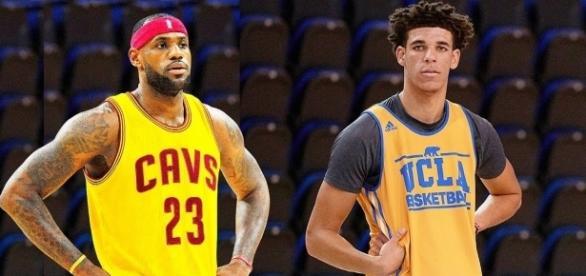 LeBron compliments UCLA star - www.Facebook.com/MJOAdmin