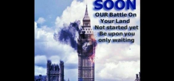 """""""Nossa batalha ainda não começou, esperem o que está por vir"""""""